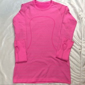 Lululemon Swiftly Long Sleeve Top